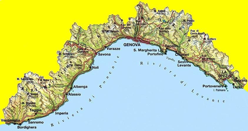 Imperia agricoltura la liguria promossa dall 39 unione - Regione liguria certificazioni energetiche ...