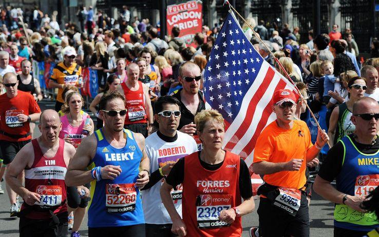 Podismo ovunque running le maratone pi importanti nel - Le fiere piu importanti nel mondo ...