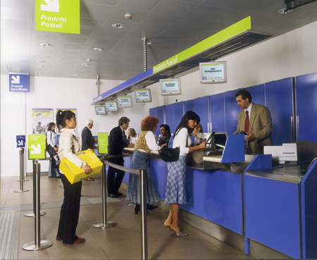 Accorso inps poste italiane via all 39 acquisto dei for Oficina de correos pinto