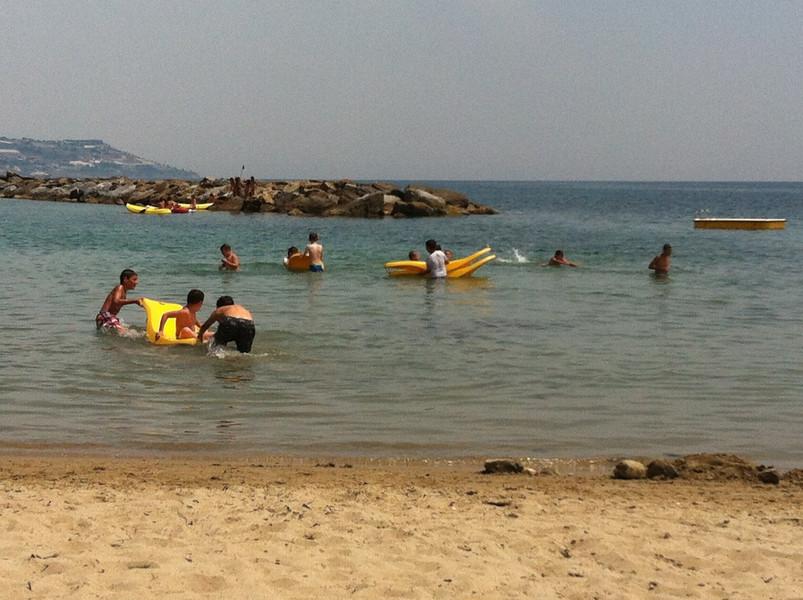 Sanremo day camp sea basket continua con successo - Bagni lido andora ...