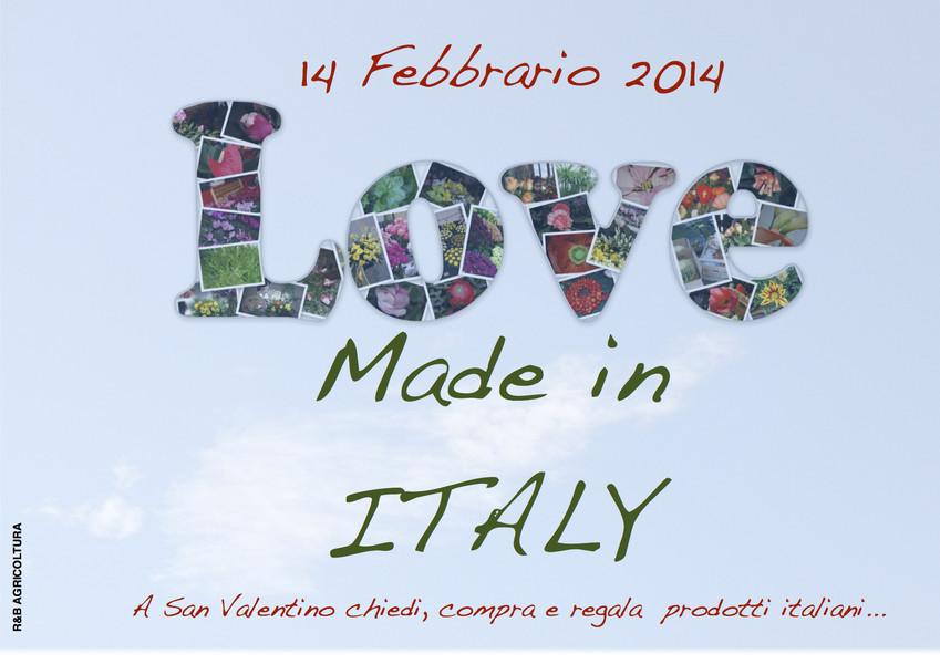 I fiori della liguria per un san valentino love made in for San valentino in italia