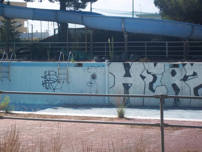 Ex piscina delle logge il caso approda in regione for Allergia al cloro delle piscine